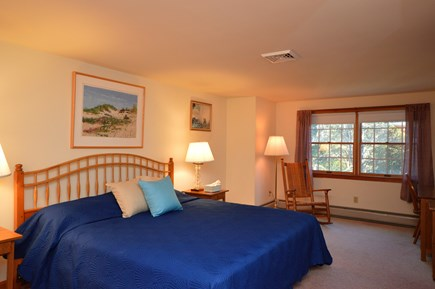 Orleans Cape Cod vacation rental - Spacious master bedroom with king bed