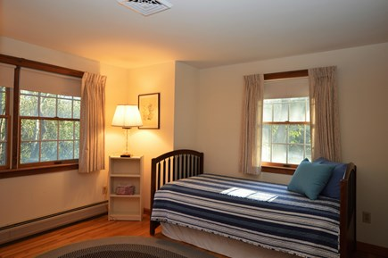 Orleans Cape Cod vacation rental - Upper bedroom with single and extra bed