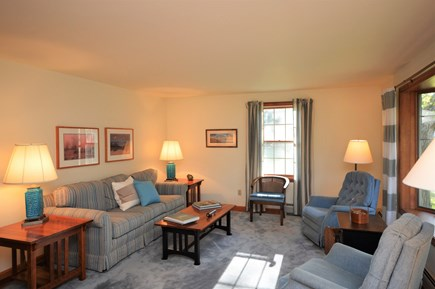Orleans Cape Cod vacation rental - Bright living room with plenty of seating