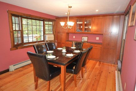 Orleans Cape Cod vacation rental - Dining room views of front yard