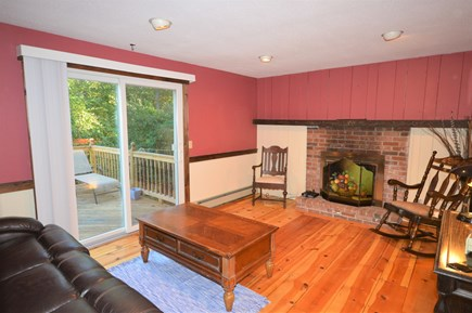 Orleans Cape Cod vacation rental - Spacious living room with access to kitchen and dining room