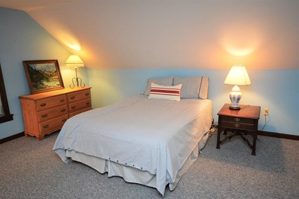 Orleans Cape Cod vacation rental - Upper level bedroom with 3 queen beds