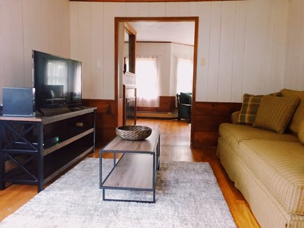 Eastham Cape Cod vacation rental - TV Room with Cable TV, Netflix & 2 Couches