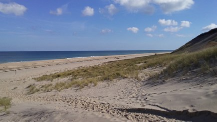 North Truro Cape Cod vacation rental - Coast Guard Beach a short bike-ride away!