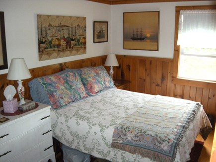 North Truro Cape Cod vacation rental - Bedroom with double bed