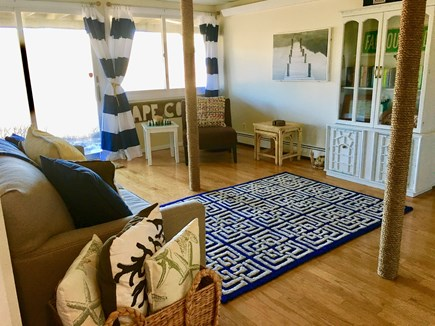 Falmouth Cape Cod vacation rental - Family Room