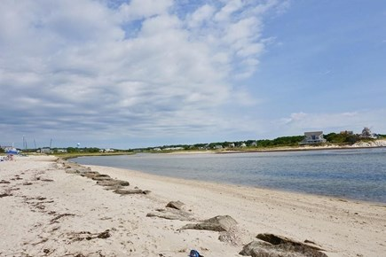 West Dennis Cape Cod vacation rental - Private beach next to South Village Beach just 300 yards away!
