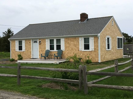 West Dennis Cape Cod vacation rental - Facelift plus new decks front and back.