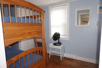 West Dennis Cape Cod vacation rental - BR 3, twin bunk beds