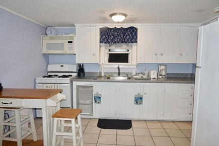 West Dennis Cape Cod vacation rental - Kitchen Area