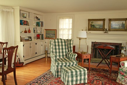 Orleans Cape Cod vacation rental - Cozy Up on a Stormy Day w/the Great Stash of Board Games & Books