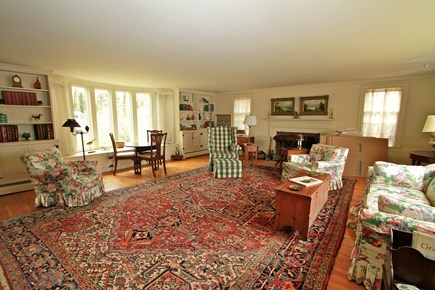 Orleans Cape Cod vacation rental - LR has multiple areas for seating, cards & games, & dining