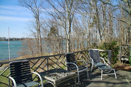 Orleans Cape Cod vacation rental - Very Private Lot w/Water Access & Gorgeous Views