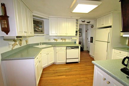 Orleans Cape Cod vacation rental - LARGE Kitchen w/All Appliances & Nearby Washer & Dryer Closet