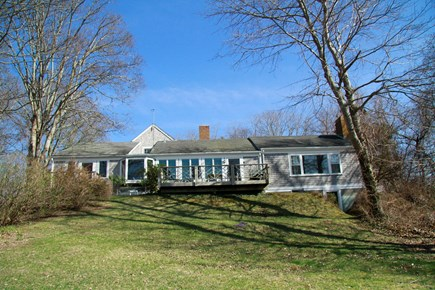 Orleans Cape Cod vacation rental - Expansive Views of Town Cove from Waterfront, Single-Level 4BR