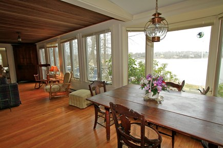 Orleans Cape Cod vacation rental - Light & Bright with large windows & incredible views