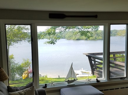Centerville Centerville vacation rental - View from the upstairs living room...spectacular!
