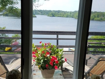 Centerville Centerville vacation rental - View from the upstairs dining room!