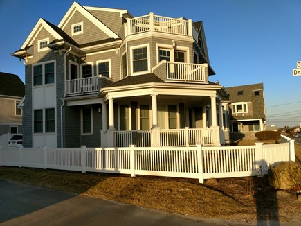 Falmouth Heights Cape Cod vacation rental - Brand new Oceanfront home in Falmouth Heights