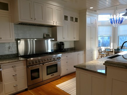 Falmouth Heights Cape Cod vacation rental - Gourmet kitchen