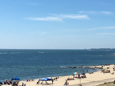 Falmouth Heights Cape Cod vacation rental - Falmouth Heights Beach Just Across the Street