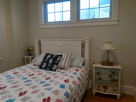 Falmouth Heights Cape Cod vacation rental - First floor bedroom