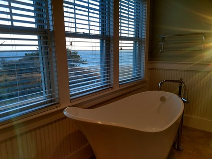 Falmouth Heights Cape Cod vacation rental - Upstairs master suite bath