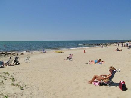 Dennisport Cape Cod vacation rental - Beautiful Glendon Road Beach is just 600' away