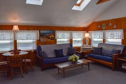 Dennisport Cape Cod vacation rental - Living/dining room area