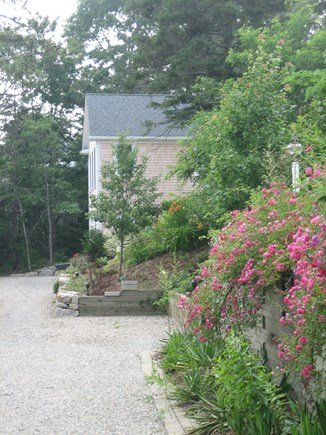 Truro Center Cape Cod vacation rental - Breezy Summer Studio in separate carriage house near Truro Center