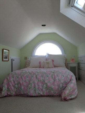 Dennis Cape Cod vacation rental - Bunk-house loft queen size bed.