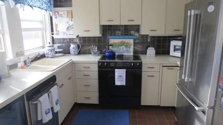 Dennis Cape Cod vacation rental - Main house kitchen