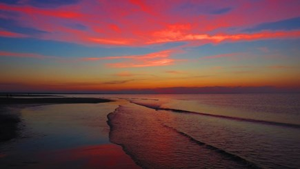 Dennis Cape Cod vacation rental - Spectacular sunsets!