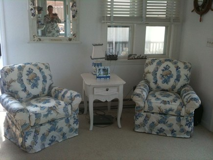 Dennis Cape Cod vacation rental - Another sitting area to read or play on your Ipad.