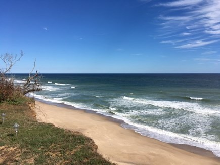 Eastham Cape Cod vacation rental - EHOLL Stunning ocean views from the house