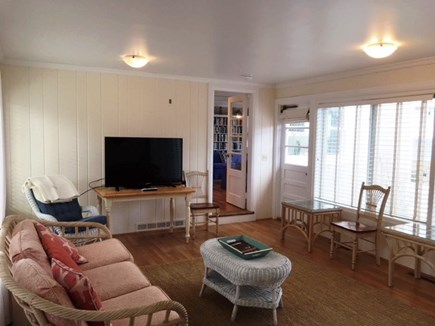 Eastham Cape Cod vacation rental - Sunroom off of kitchen/living area