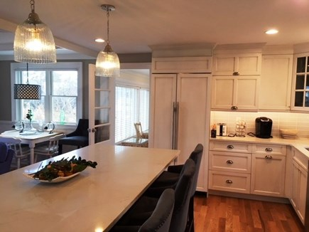 Eastham Cape Cod vacation rental - Beautiful renovated kitchen