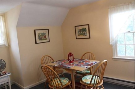 South Chatham Cape Cod vacation rental - Dining Room