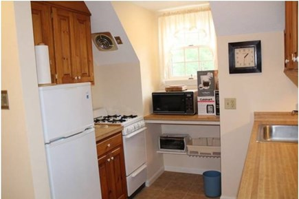 South Chatham Cape Cod vacation rental - Kitchen Area