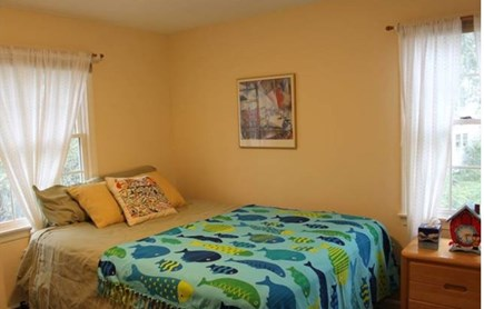 South Chatham Cape Cod vacation rental - Bed room with queen size bed