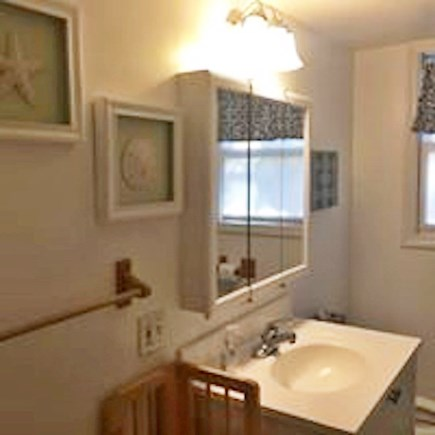 Harwich Cape Cod vacation rental - Full bathroom on the first floor