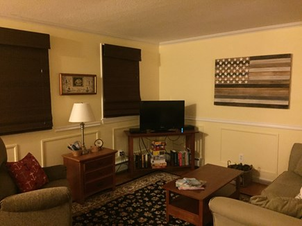 Harwich Cape Cod vacation rental - A little 'refresh' for the living room!