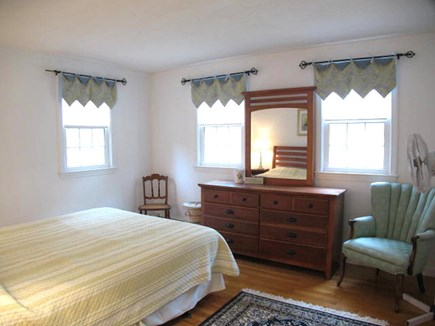 Harwich Cape Cod vacation rental - Queen bedroom on the first floor.
