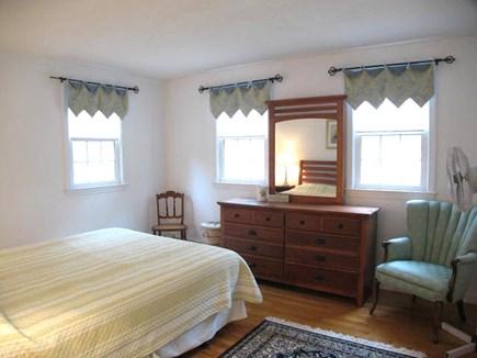 Harwich Cape Cod vacation rental - Queen bedroom on the first floor.