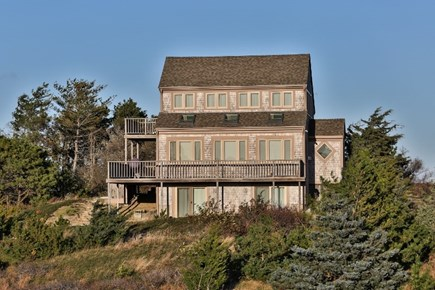 Truro Cape Cod vacation rental - Front of House