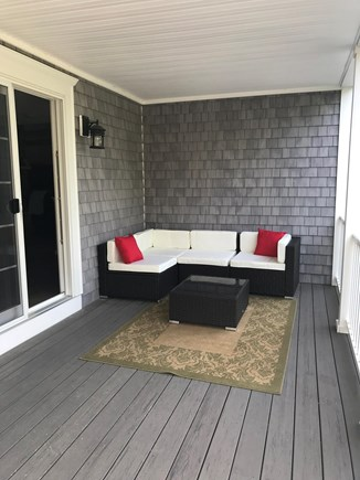 Dennis Cape Cod vacation rental - Outdoor porch