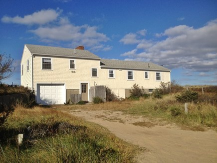 Eastham Cape Cod vacation rental - Front of the house that faces the Marsh