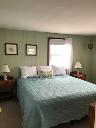Eastham Cape Cod vacation rental - One of the master bedrooms with a King