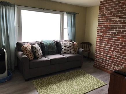Eastham Cape Cod vacation rental - New couch and flooring on upper level