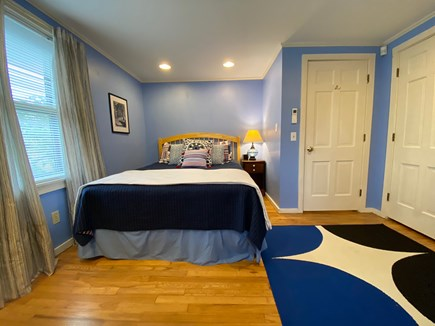 Brewster Cape Cod vacation rental - Bedroom #2: First Floor - Queen-size bed